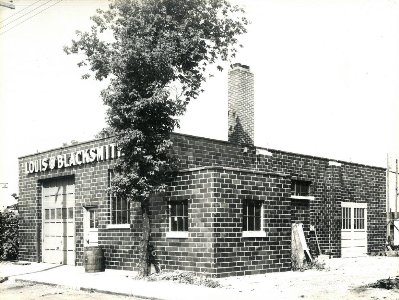 Louis Blacksmith
